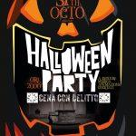 Locandina Halloween Party 2018