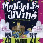 Locandina Mondolfo DiVino 2018