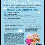 Locandina Pranzo Nonno 2019